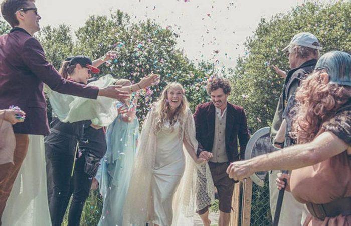 Удивительная свадьба в стиле Властелин колец