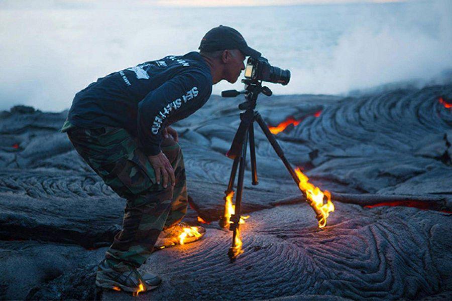 сумасшедшие фотографы
