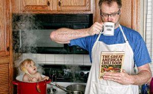 Отец года: как воспитать ребенка и не сойти с ума