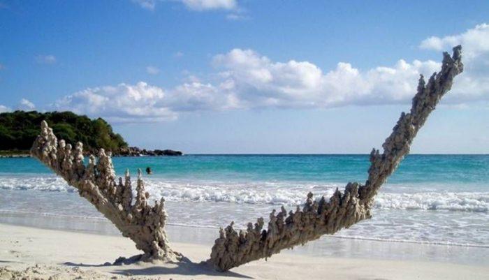 Скульптуры из песка от Мэтта Калинера