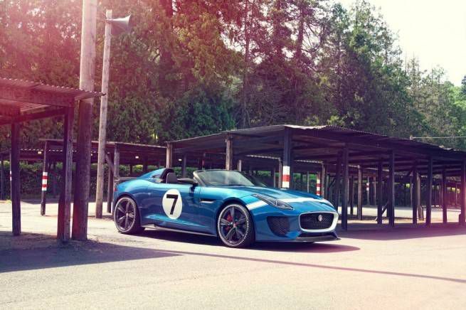 Jaguar Project 7 - 2