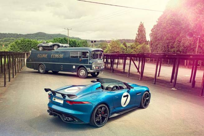 Jaguar Project 7 - 3