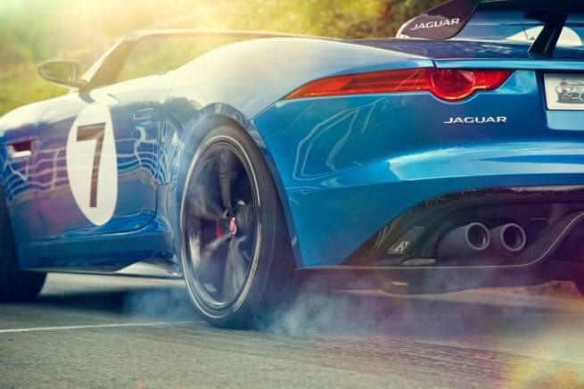 Jaguar Project 7 - 6