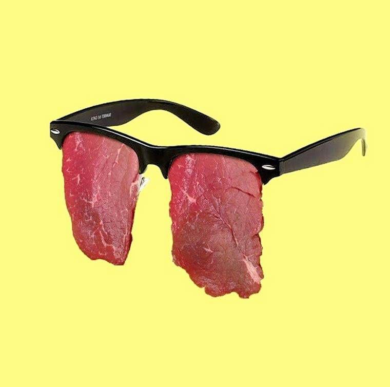 мясо и богатая фантазия