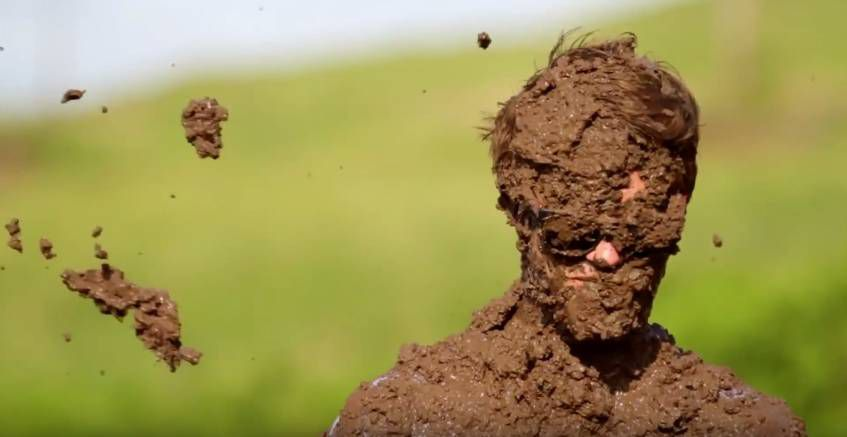 Mud Wrestling Gone Wild