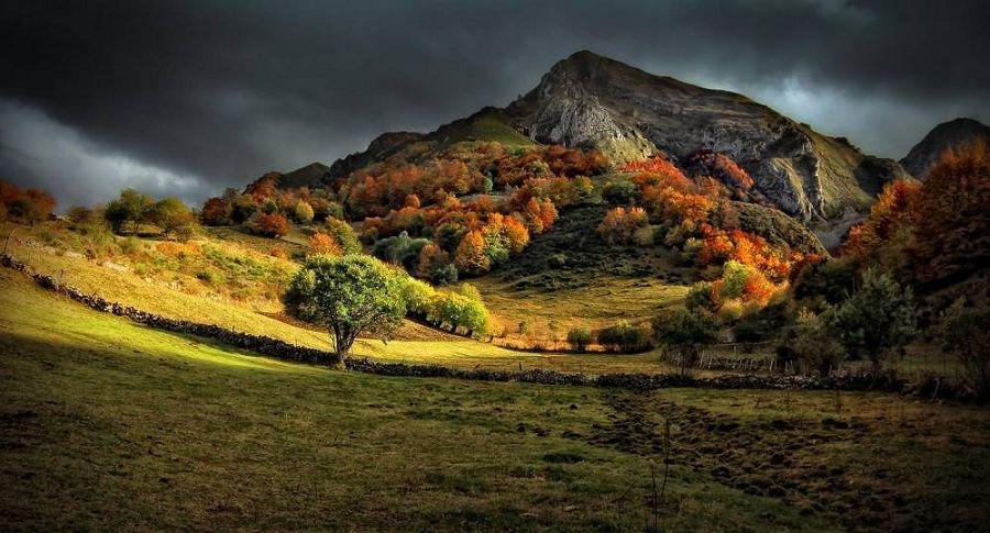Осенние пейзажи мира 13