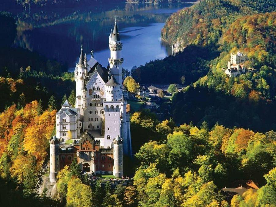 Осенние пейзажи мира 2
