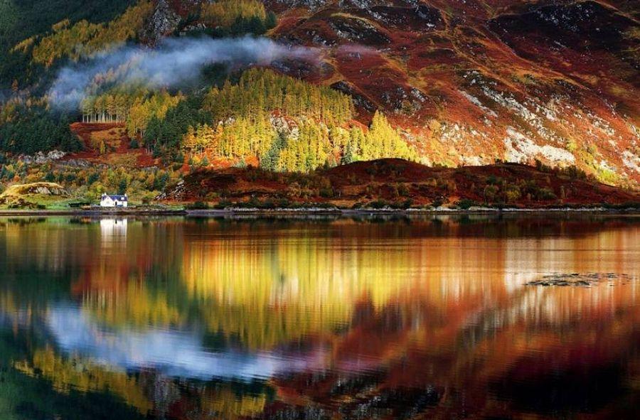 Осенние пейзажи мира 3