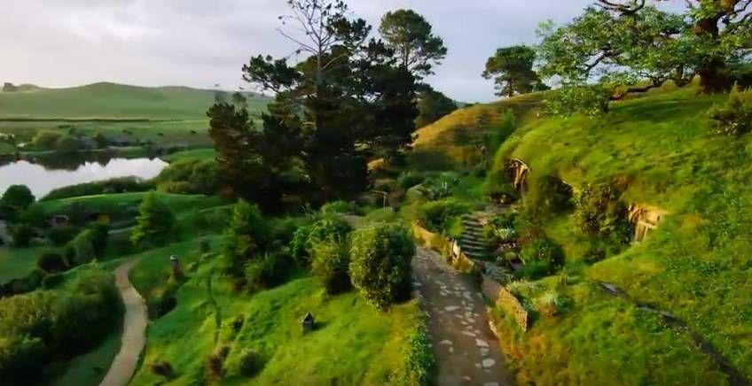 Побывать в Хоббитшире