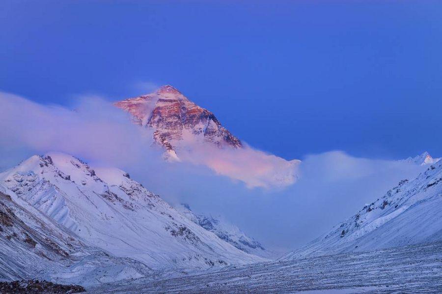 Покоряем Эверест красивые фото 1