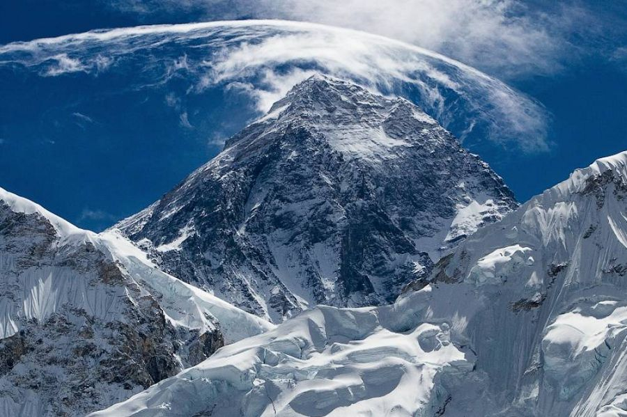 Покоряем Эверест красивые фото 11
