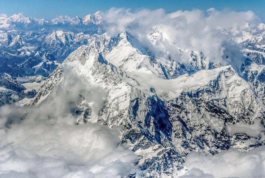 Покоряем Эверест красивые фото 2