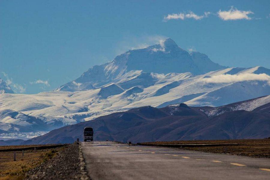 Покоряем Эверест красивые фото 3