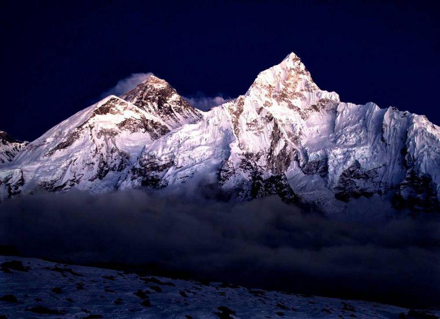 Покоряем Эверест красивые фото 5