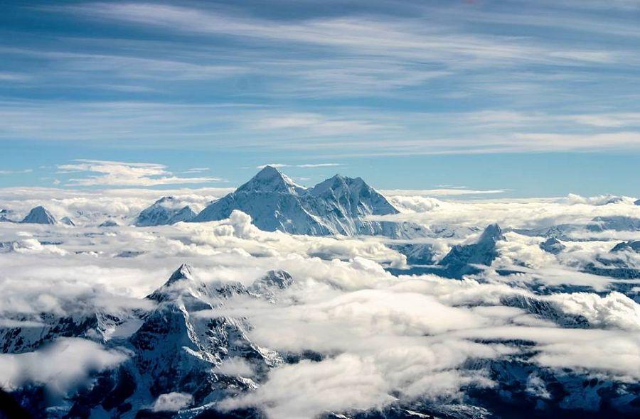 Покоряем Эверест красивые фото 7