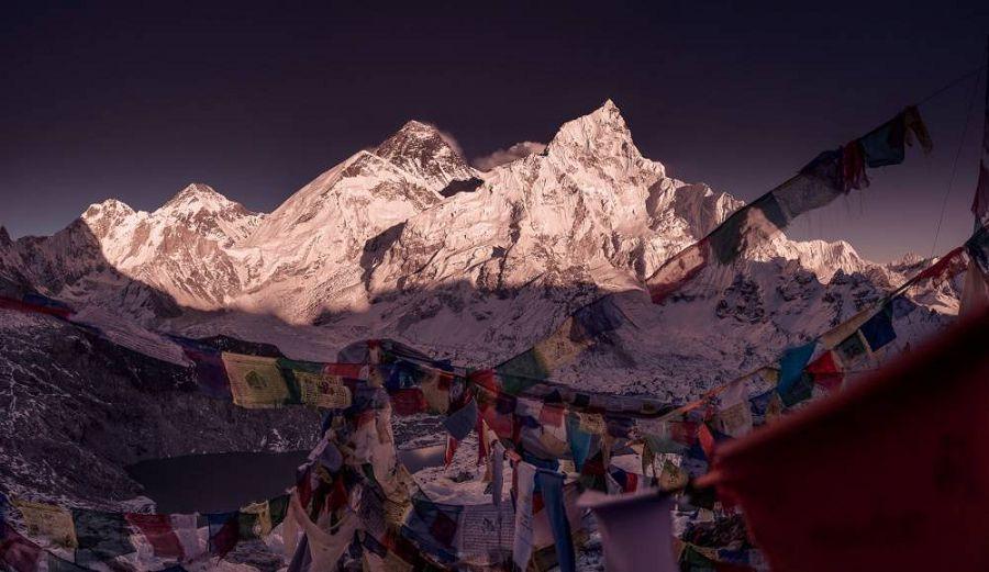 Покоряем Эверест красивые фото 9
