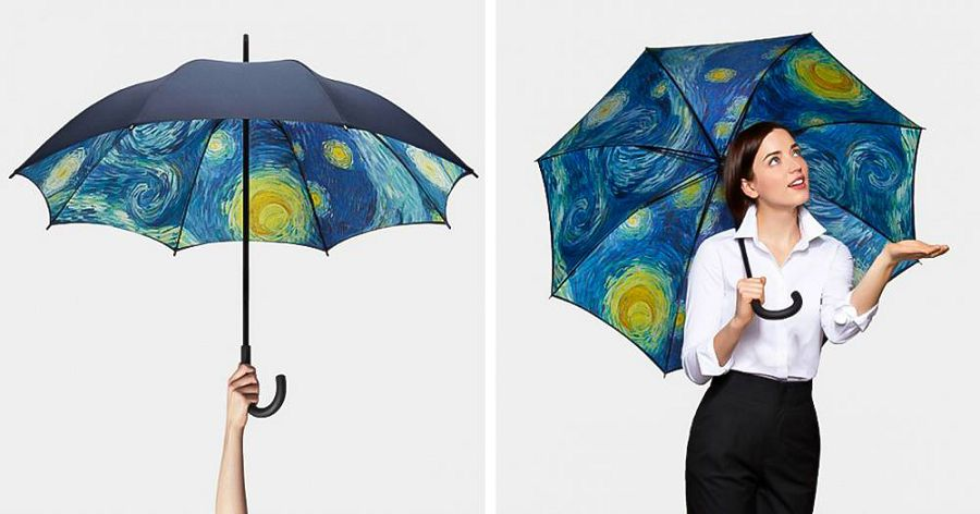 Самые крутые зонты 1