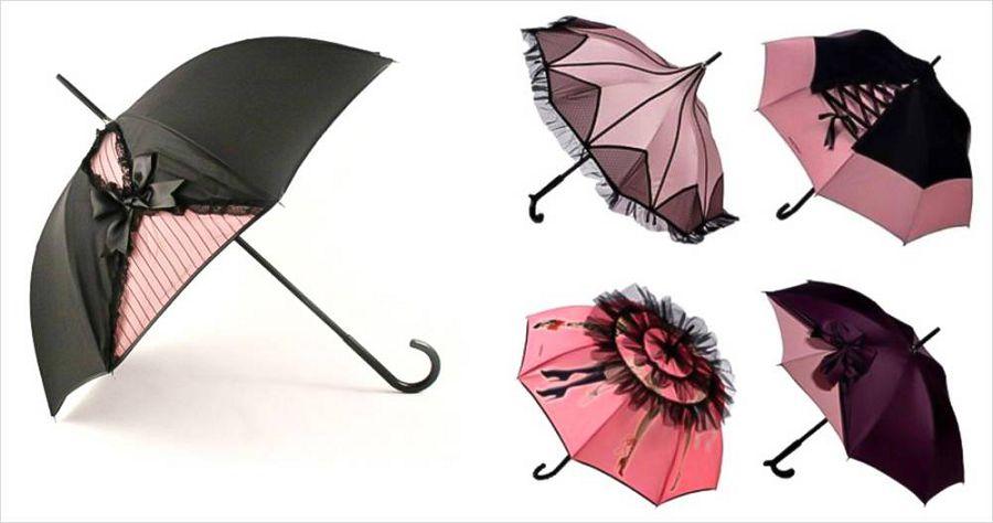 Самые крутые зонты 3