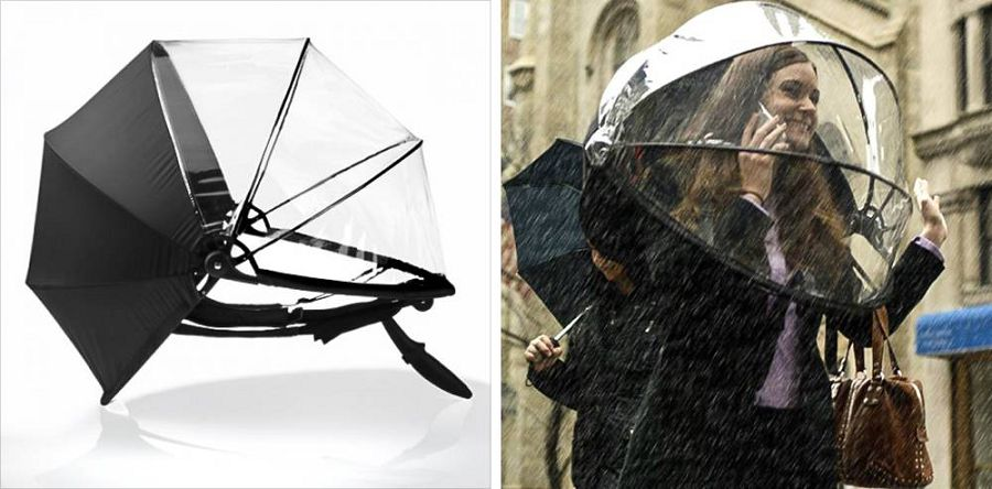 Самые крутые зонты 4
