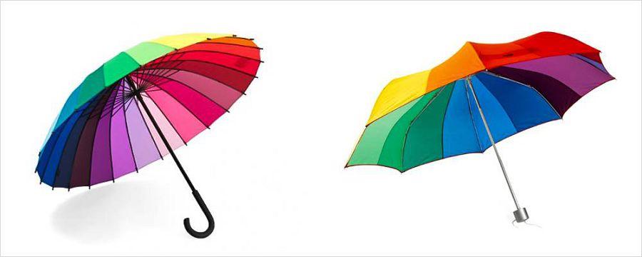Самые крутые зонты 7