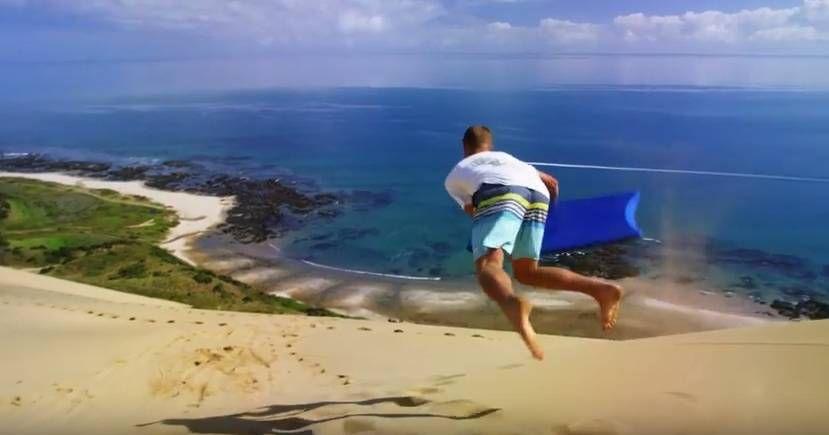 Sandboarding Supertramp Style 2