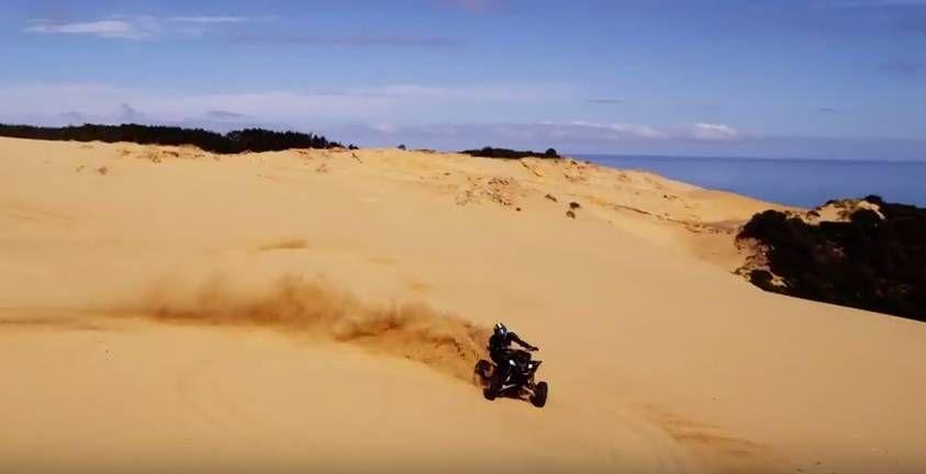 Sandboarding Supertramp Style 3