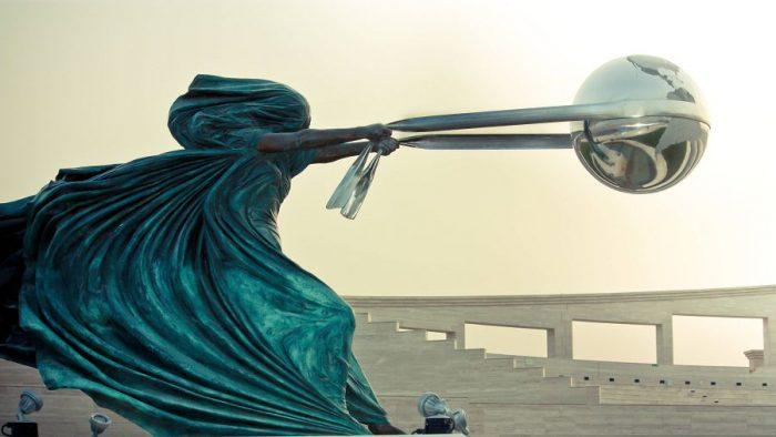 Сила природы: ощеломляющие скульптуры от Лоренцо Квина