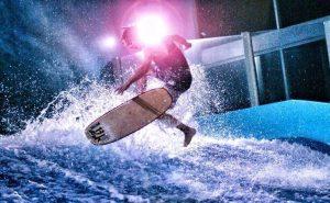 Серфинг под закрытым небом