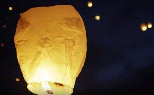 Небесные фонарики – рукотворные звезды
