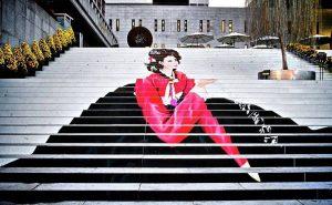 Стрит-арт: ступеньки тоже могут стать произведением искусства