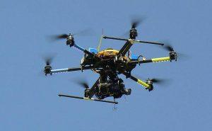 дроны атакуют
