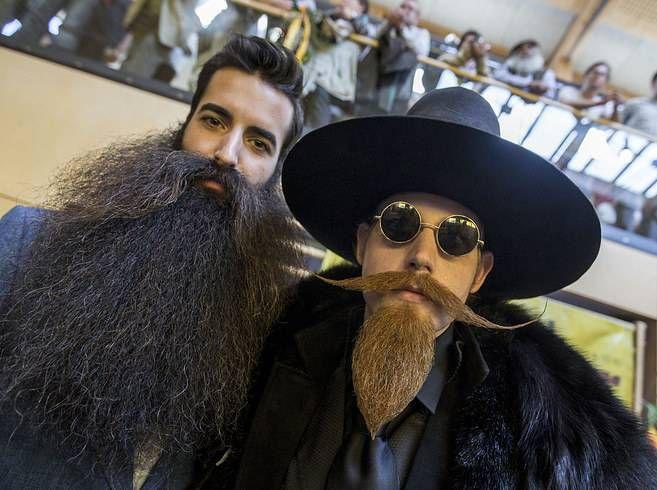 бородатое сражение