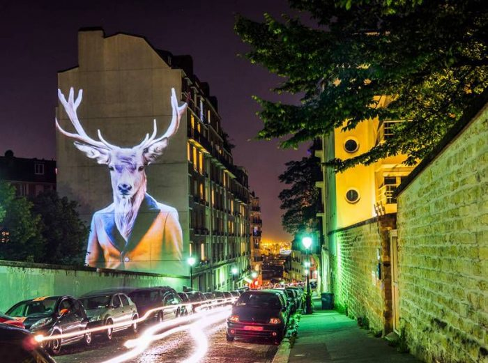 Julien Nonnon: Городское сафари