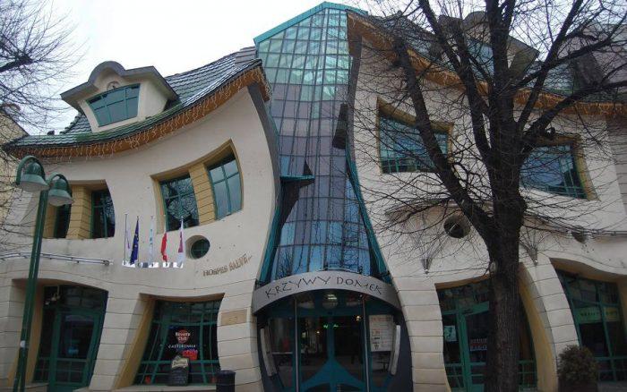 Топ-15 сумасшедших зданий