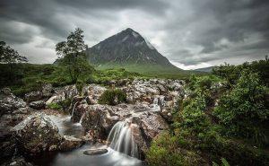 По дороге в Шотландию: кадры невероятного путешествия