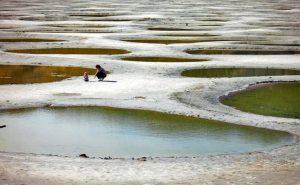 «Пятнистое» озеро Клилук