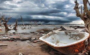 25 лет под водой: город-призрак в Аргентине