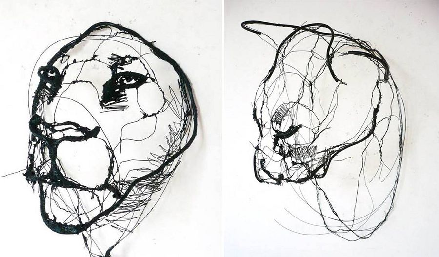 Дэвид Оливейра: карандашом по воздуху