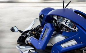 Yamaha представила миру робота