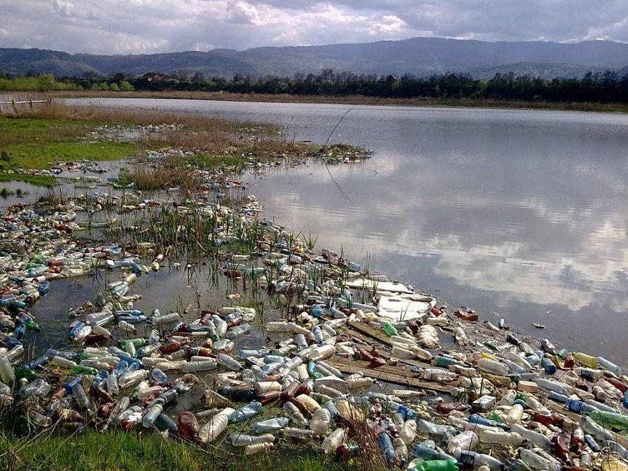 экологических загрязнениях
