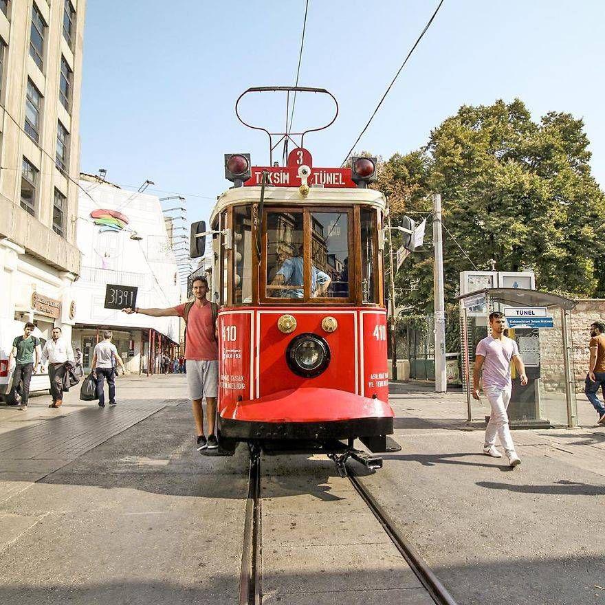 31 391 км, Стамбул