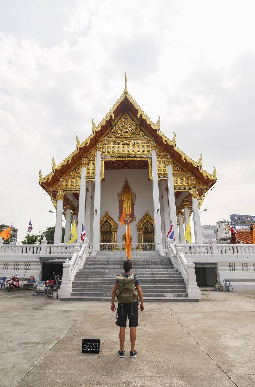 53 563 км, Бангкок, Таиланд