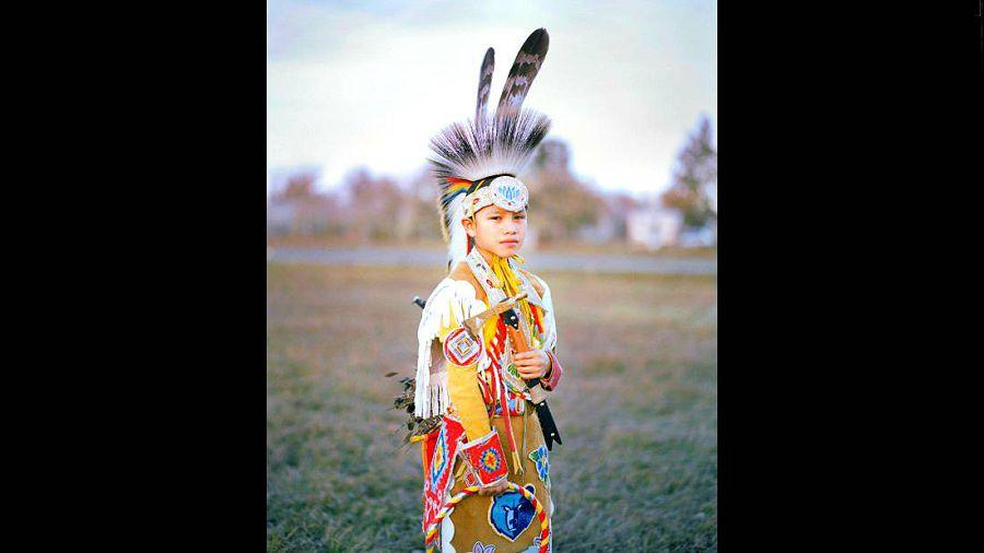 индейская резервация в штате Монтана