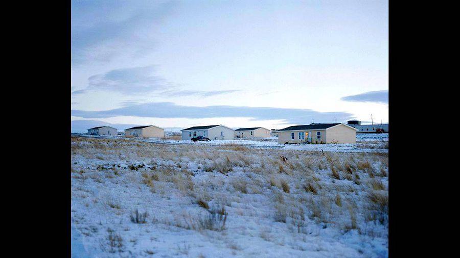 миндейская резервация в штате Монтана