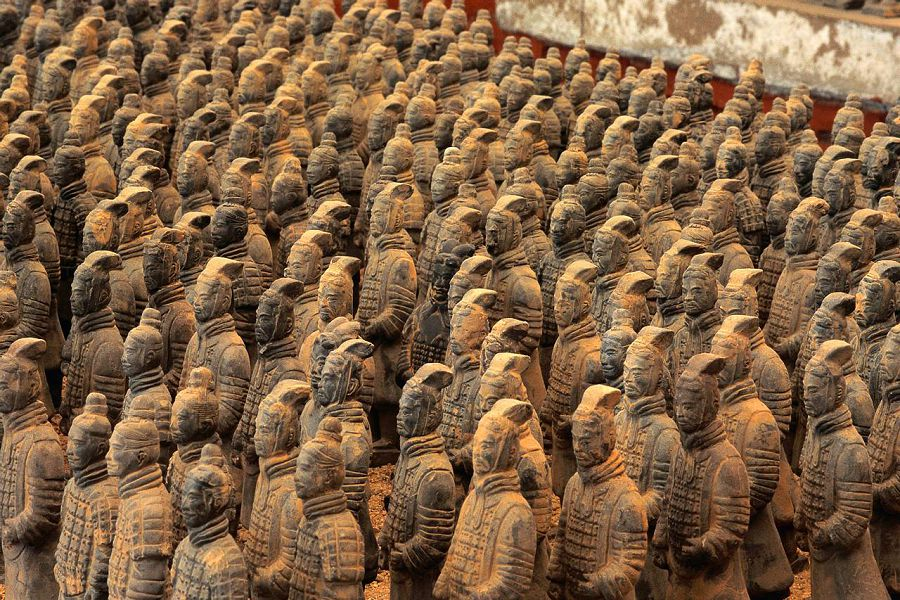 терракотовая армия