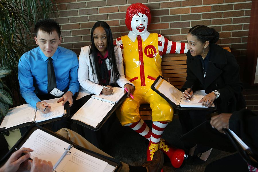 the importance of training and the hamburger university for workong at mcdonalds See what gennifer gammon (gennlynngamm) when shea is doing homework and workong on success programs and top business training.
