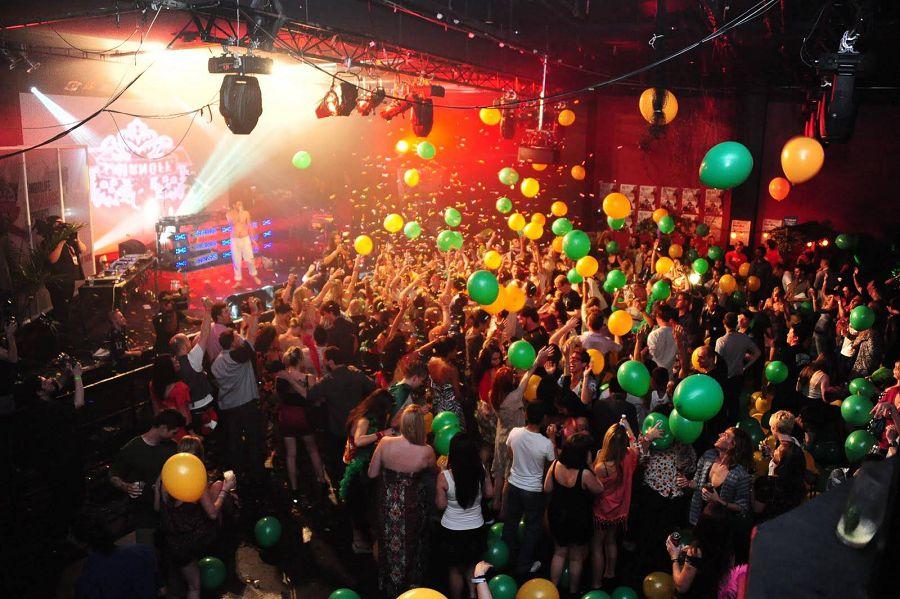 Вечеринки в стиле гоа транс