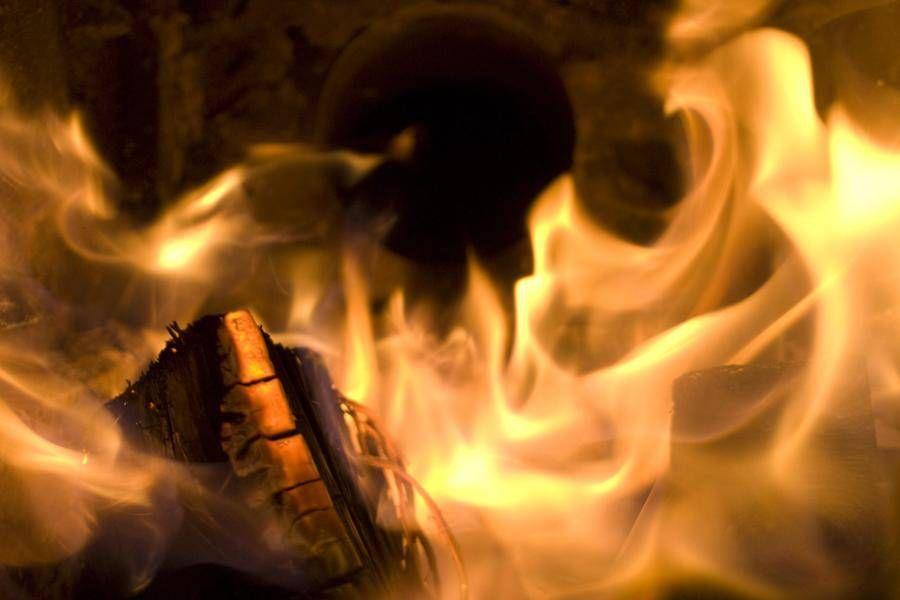 Самовозгорание