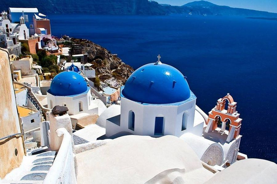Фотопутишествие по Греции 1
