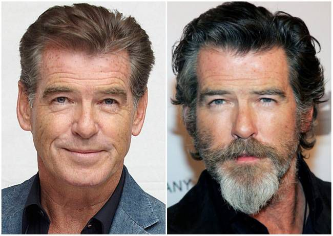 Как борода меняет человека 4